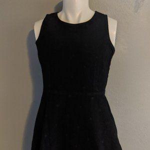 Navy Denim Dress Size 8 Excellent Cond